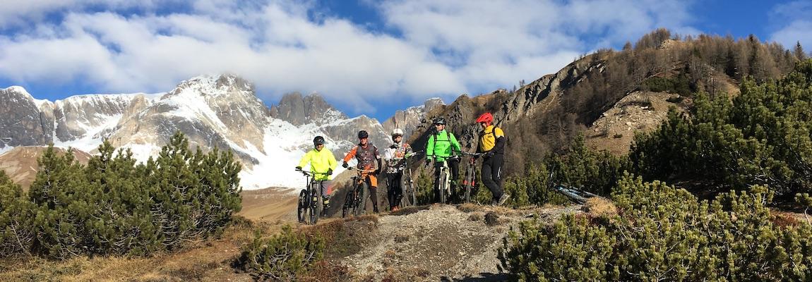 Dolomites Rides
