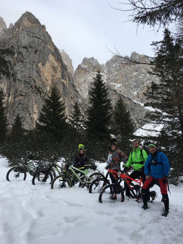 Dolomites MTN Heart